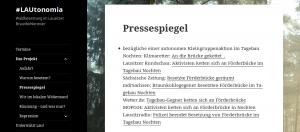 Screenshot Pressespiegel 4.4.